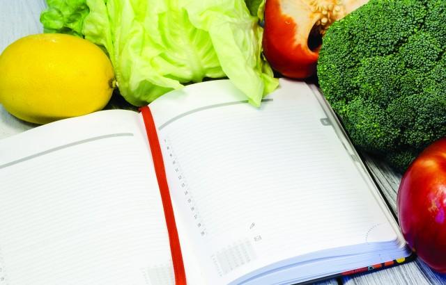 Vegetable slimming healthy food full of vitamins