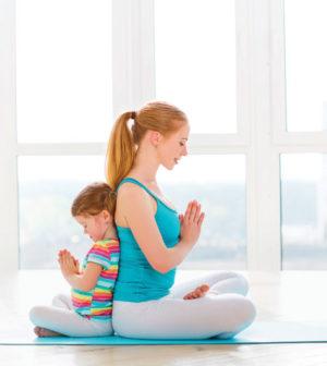 Meditation, Mindfulness and Yoga for Kids - Natural Nutmeg
